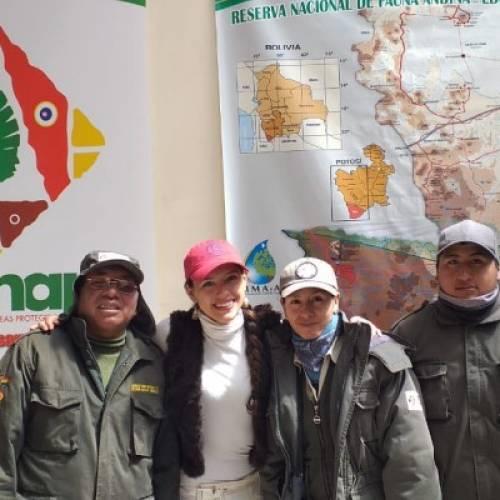 Optimizando el Sistema de Cobros para Áreas Protegidas en Bolivia – CSF