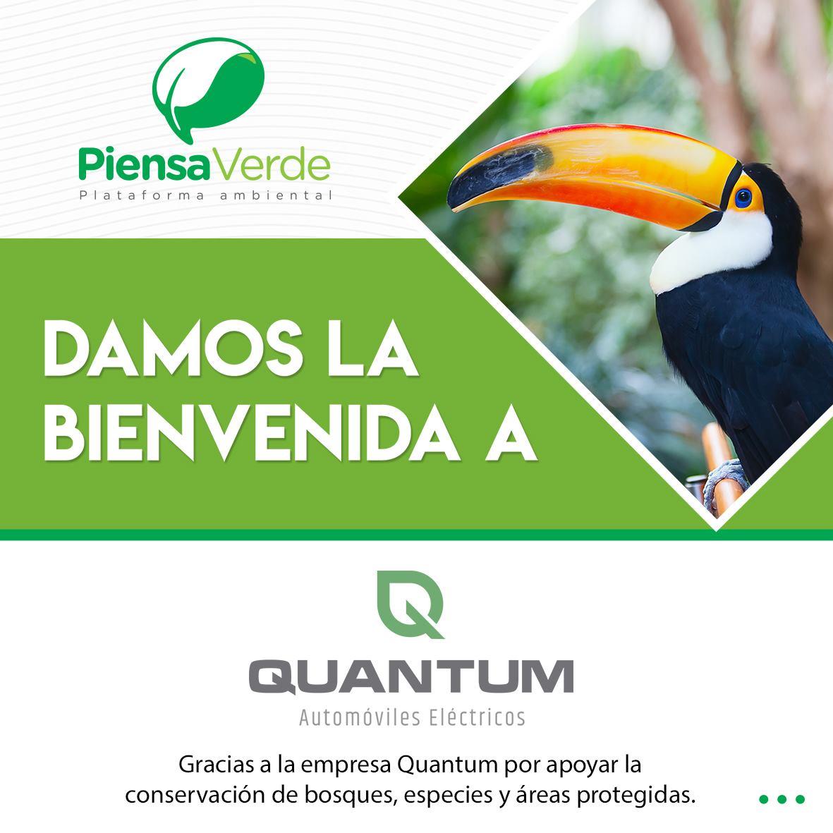 ¡Quantum se une a Piensa Verde y lanza bicicletas con las que puedes volar!